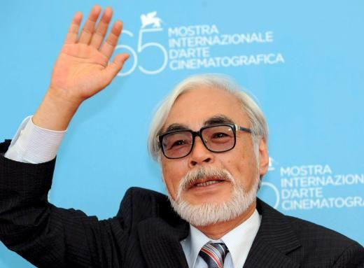 Venezia: Miyazaki si ritira, al Lido ultimo film