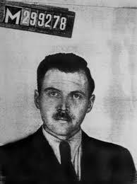 Mengele, Identikit. 1965