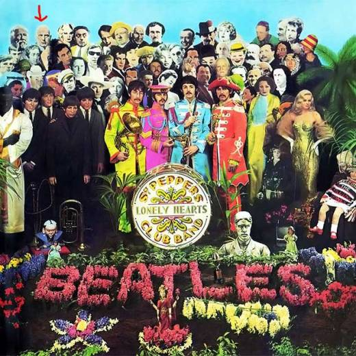 the_beatles-sgt_pepper_Aleyster_Crowley