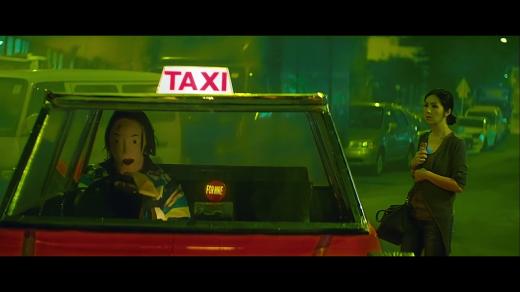 taxi finto