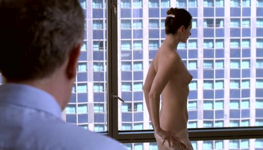 claire nuda