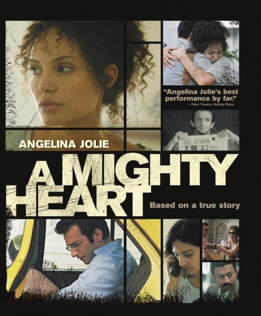 A Mighty Heart Bluray