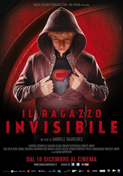 ragazzo invisibile