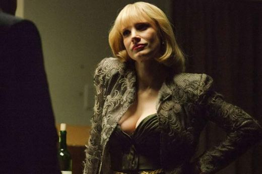 a most violente year jessica chastain