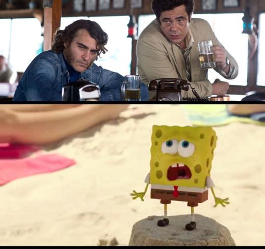 vizio di spongebob