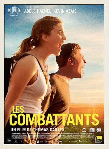 Les_Combattants_poster