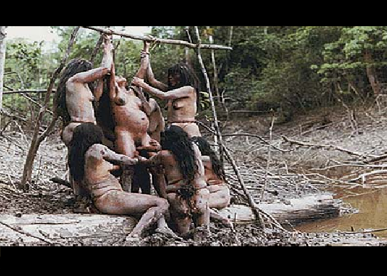 You science. holocaust cannibal tribe something is