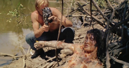 cannibal holocaust ending