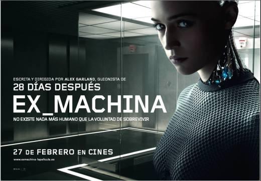 ex machina spanish