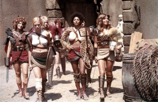 THE ARENA, Pam Grier, 1974