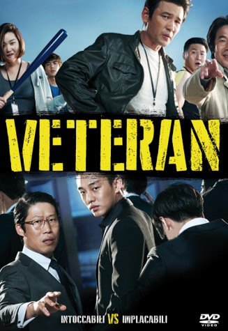 Veteran fronte DVD